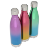 View Extra Image 2 of 2 of h2go Force Vacuum Bottle - 17 oz. - Ombre - 24 hr