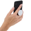 View Image 3 of 8 of PopSockets PopGrip - Marble Print - Full Color