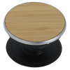 View Image 2 of 11 of PopSockets PopGrip - Wood Grain