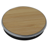 View Image 3 of 11 of PopSockets PopGrip - Wood Grain