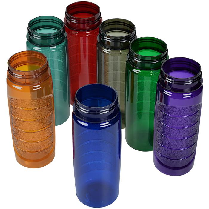 746f612cd0 Imprinted 4imprint.com: Refresh Clutch Water Bottle - 20 oz. 127005-20