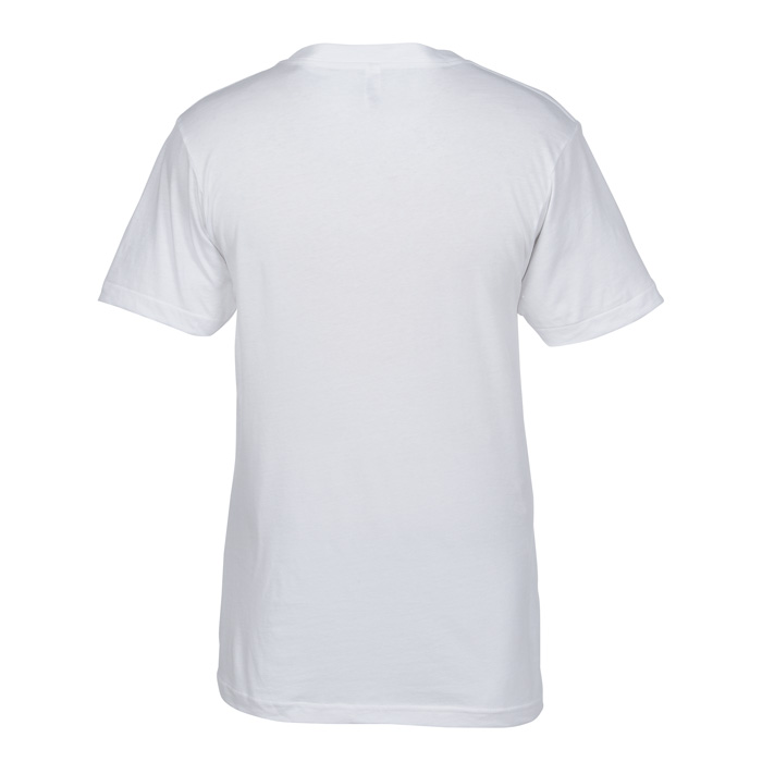 127029 w is no longer available 4imprint promotional for American apparel mesh shirt