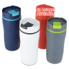 View Extra Image 1 of 2 of Punch Travel Tumbler - 16 oz. - 24 hr