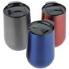 View Extra Image 2 of 2 of Clarity Drop Travel Tumbler - 14 oz. - 24 hr