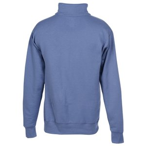 Hanes Nano 1/4-Zip Sweatshirt - Screen Image 1 of 2