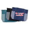 Chevron Zippered Business Tote Image 1 of 1