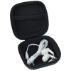 View Image 3 of 4 of Color Top Case with Ear Buds