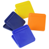 View Image 3 of 3 of Mega Magnet Clip - Square - Opaque