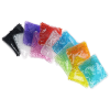View Image 2 of 2 of Square Aqua Pearls Hot/Cold Pack - 24 hr