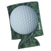 View Image 2 of 2 of Koozie® Chill Collapsible Can Kooler - Golf Ball