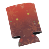 View Image 3 of 4 of Koozie® Holiday Can Kooler - Happy Holidays