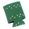 View Image 4 of 4 of Koozie® Holiday Can Kooler - Merry & Bright