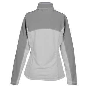 Circuit Performance 1/4-Zip Pullover - Ladies' - Screen Image 1 of 2