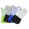 View Image 2 of 2 of Frosted Silicone Oven Mitt