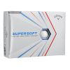View Extra Image 1 of 1 of Callaway Super Soft Golf Ball - Dozen