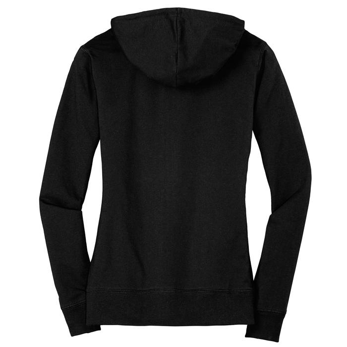 98c35c4eb 4imprint.com: Lightweight Jersey Full-Zip Hoodie - Ladies' 129524-L