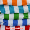 View Extra Image 1 of 2 of Striped Beach Blanket Tote