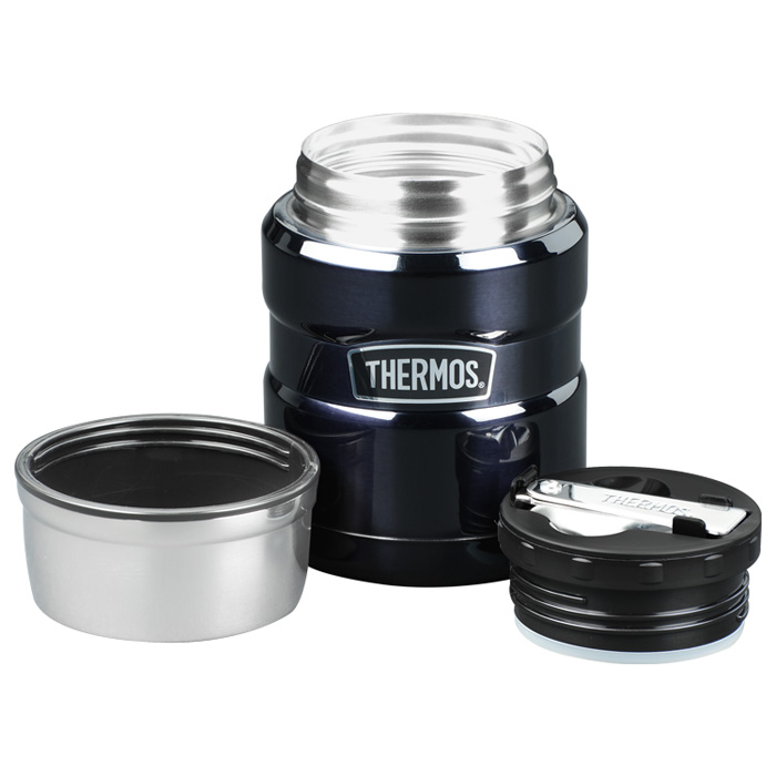 thermos food jar 4imprint thermos king food jar with spoon 16 oz 30651