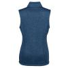 View Extra Image 1 of 2 of Alpine Sweater Fleece Vest - Ladies'