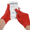 View Image 3 of 4 of Touch Gloves with Pouch