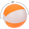 """View Extra Image 2 of 2 of 12"""" Beach Ball - Two Tone"""