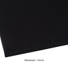 View Extra Image 5 of 6 of Hemmed UltraFit Cross Over Table Cover - 6' - Full Color