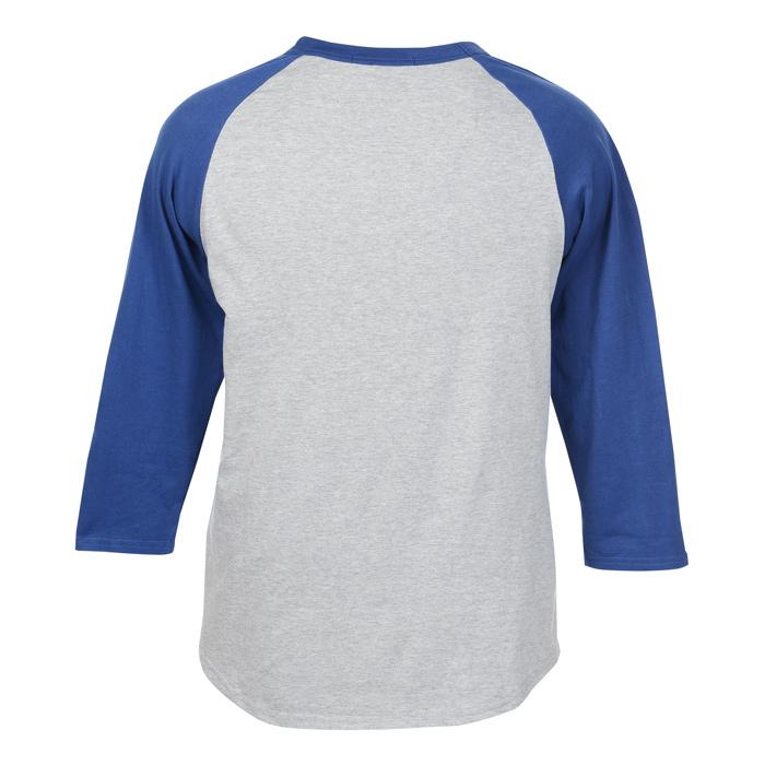 3/4 tee shirt