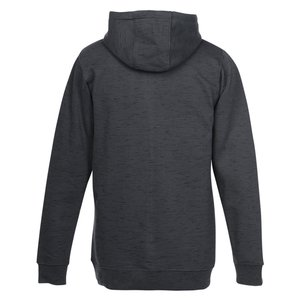 Burnside Injected Fleece Hooded Sweatshirt Image 1 of 2