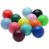 View Extra Image 1 of 1 of Colorful Golf Ball - Dozen - Bulk