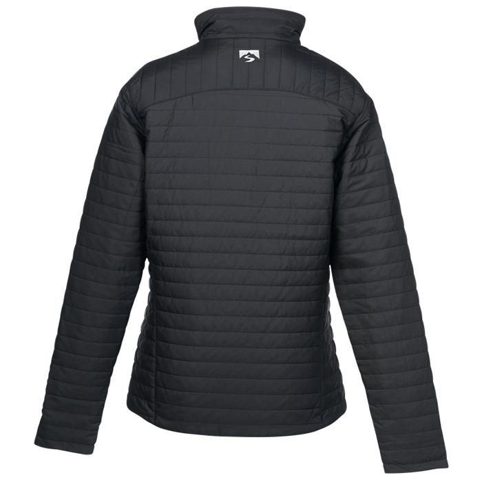 4imprint Storm Creek Karrine Thermolite Quilted Jacket Ladies
