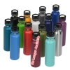 View Image 3 of 3 of Basecamp Tundra Vacuum Bottle - 20 oz. - Laser Engraved