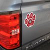View Image 2 of 2 of Car Magnet - Paw