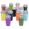 View Extra Image 1 of 4 of Yowie Vacuum Travel Tumbler - 18 oz. - Powder Coat