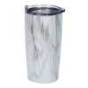 View Extra Image 2 of 3 of Yowie Vacuum Travel Tumbler - 18 oz. - Marble - Laser Engraved