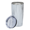 View Extra Image 3 of 3 of Yowie Vacuum Travel Tumbler - 18 oz. - Marble - Laser Engraved
