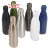 View Image 3 of 3 of Vacuum Insulated Bottle - 17 oz. - 24 hr