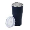View Extra Image 1 of 2 of Hugo Vacuum Mug - 20 oz. - Powder Coated - Laser Engraved - 24 hr