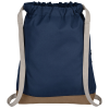 View Extra Image 1 of 1 of Cascade Deluxe Drawstring Sportpack - Embroidered