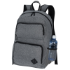 View Extra Image 1 of 3 of Graphite Deluxe Laptop Backpack