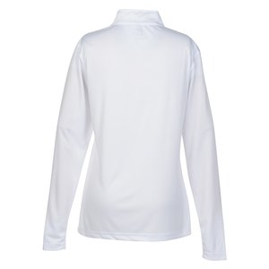 Cool & Dry Sport 1/4-Zip Pullover - Ladies' - Screen Image 1 of 1