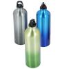 View Image 3 of 3 of Gradient Color Aluminum Sport Bottle - 25 oz.