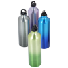 View Extra Image 2 of 2 of Gradient Color Aluminum Sport Bottle - 25 oz. - 24 hr
