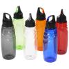 View Image 4 of 4 of Crest Carabiner Sport Bottle - 22 oz.