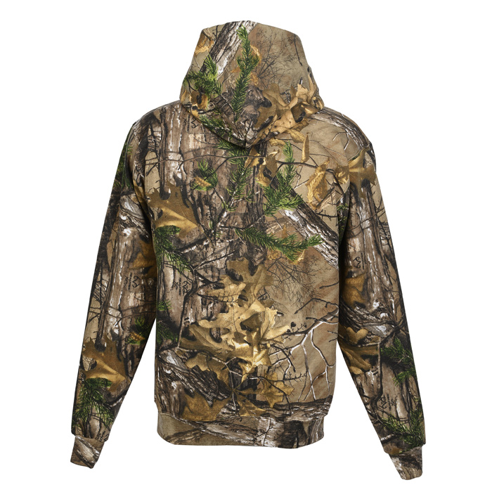 bd80441e652e 4imprint.com  Realtree Full-Zip Hooded Sweatshirt 134648