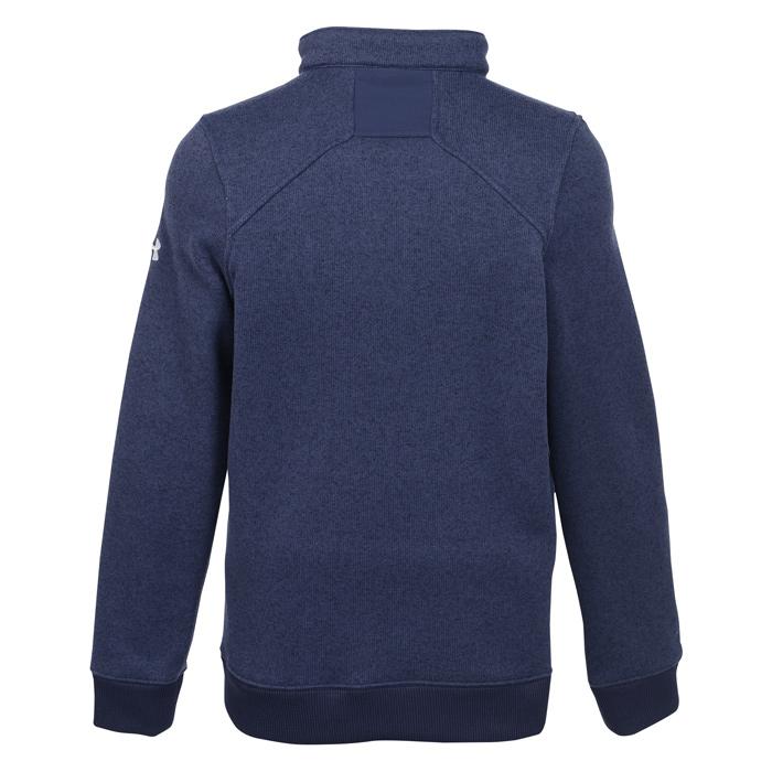 44836fdca 4imprint.com: Under Armour Elevate 1/4-Zip Sweater - Full Color 134870-FC