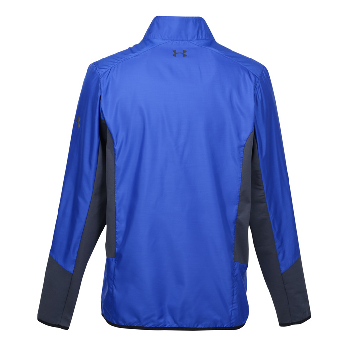 Imprint under armour groove hybrid jacket