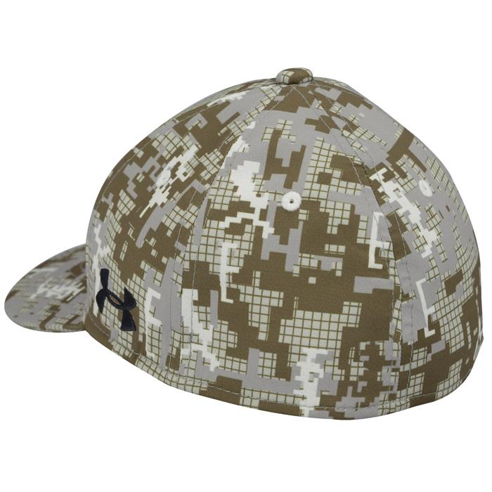 014b9aca51f 4imprint.com  Under Armour Curved Bill Cap - Digital Camo - Embroidered  134884-CAMO-E