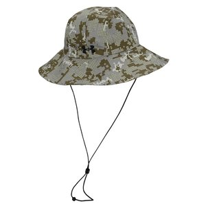 Under Armour Warrior Bucket Hat - Digital Camo - Embroidered Image 1 of 1