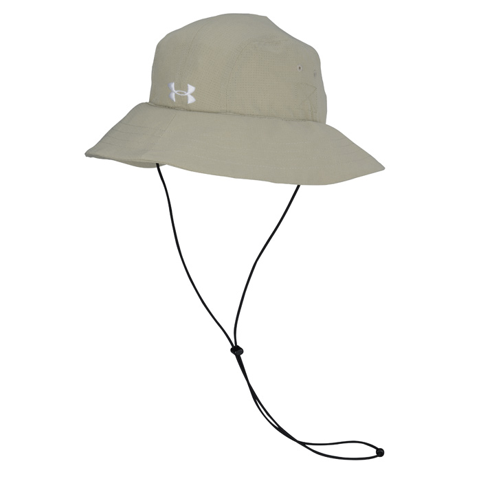 b426ca30 4imprint.com: Under Armour Warrior Bucket Hat - Solid - Embroidered 134885-E