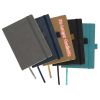 """View Extra Image 1 of 3 of Revello Soft Bound Journal Book - 7"""" x 5"""" - Set"""